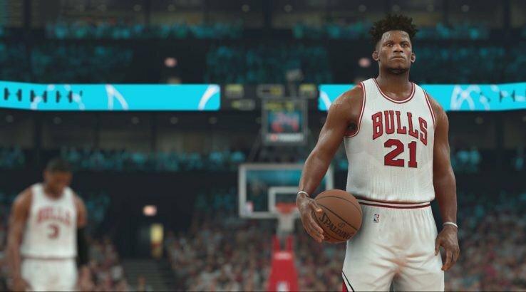 NBA 2K18 Switch | Konsolinet