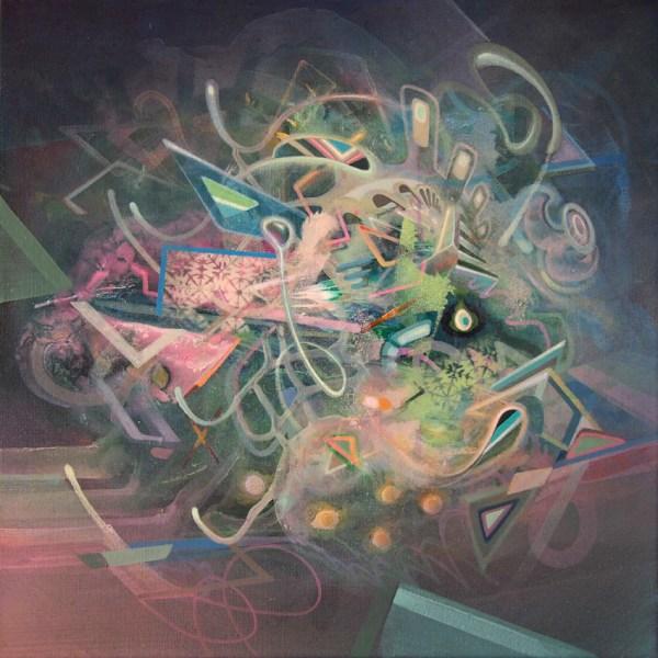 Paintings 2014 Psychedelic Art Of Dennis Konstantin Bax