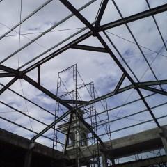 Gambar Rangka Atap Baja Ringan Limasan Konstruksi Besi Berat - Cv. Kubahmotifbangilan ...