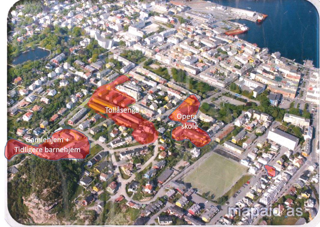 105  kommunale boliger i Tollåsenga i Kristiansund