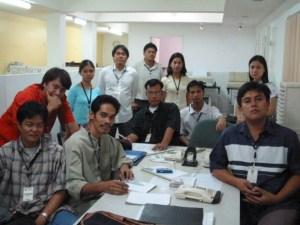 Konstruktura office personnel