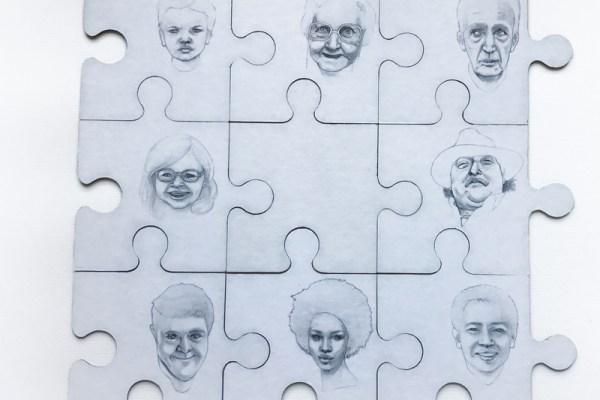 Social integration puzzle konsu llorente
