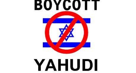 boikot produk dan pemikiran yahudi