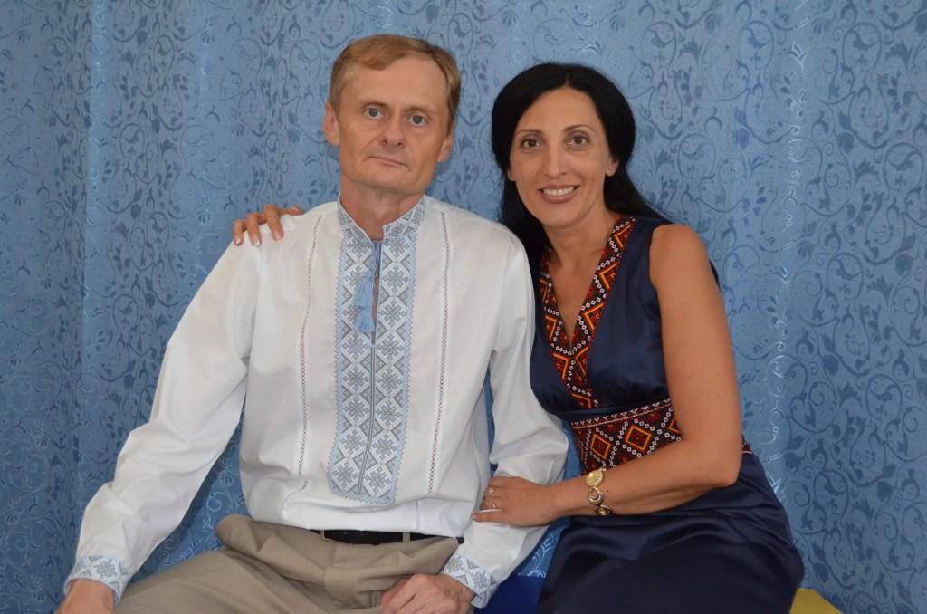 Stanislav und Nataliya Chernyayev