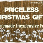 Homemade Christmas Gifts for Kids