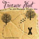 The Ever-Changing Treasure Hunt