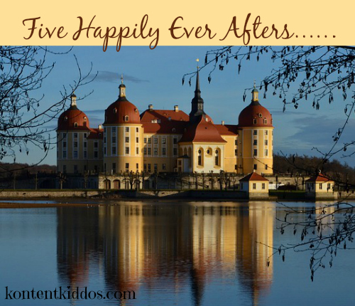 Five Happily Ever Afters