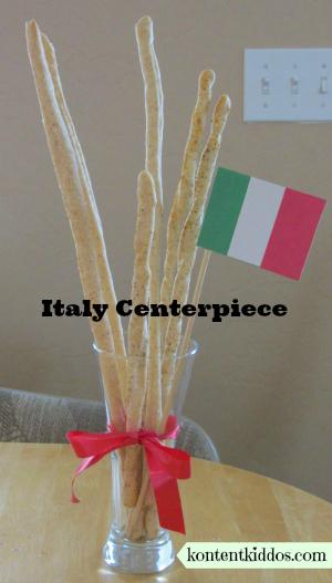 Italy Centerpiece