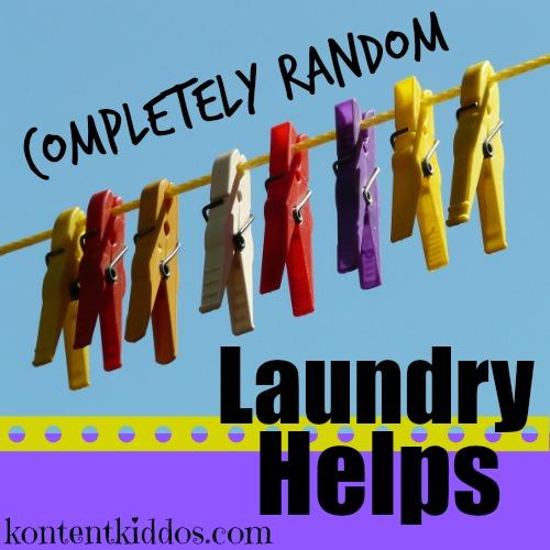 Laundry Helps