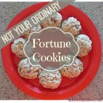 Not Your Ordinary Fortune Cookies