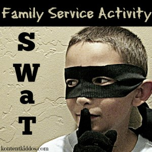 Family Service Activity