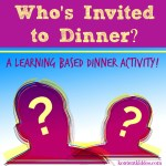 Learning Based Dinner Activity
