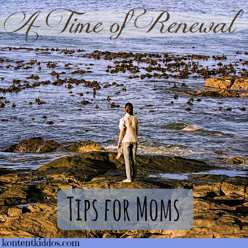 A Tme of Renewal--15 minutes to a happier you