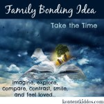 Family Bonding Time – Read, Watch, Enjoy!