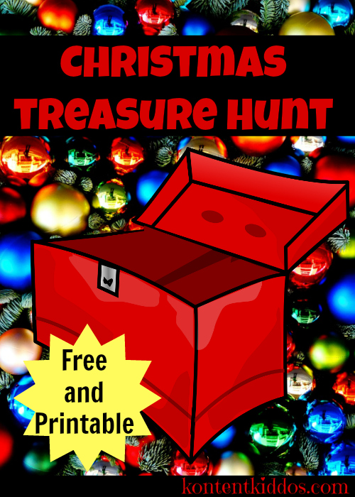 christmas-teasure-hunt