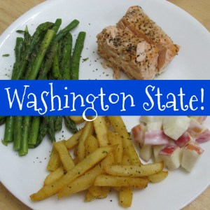 Family Dinner Trip to Washington State!