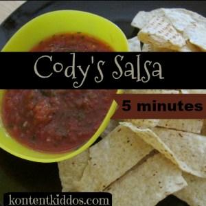 Cody's Salsa