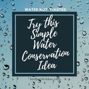 Water not Wasted