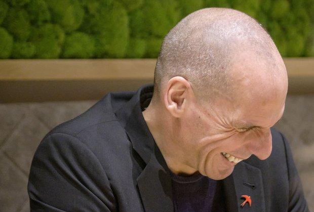 Das Leben ist ein Kampf, meint Varoufakis – aber es müsse genossen werden.