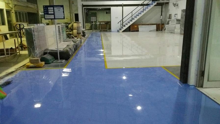jasa epoxy lantai tangerang