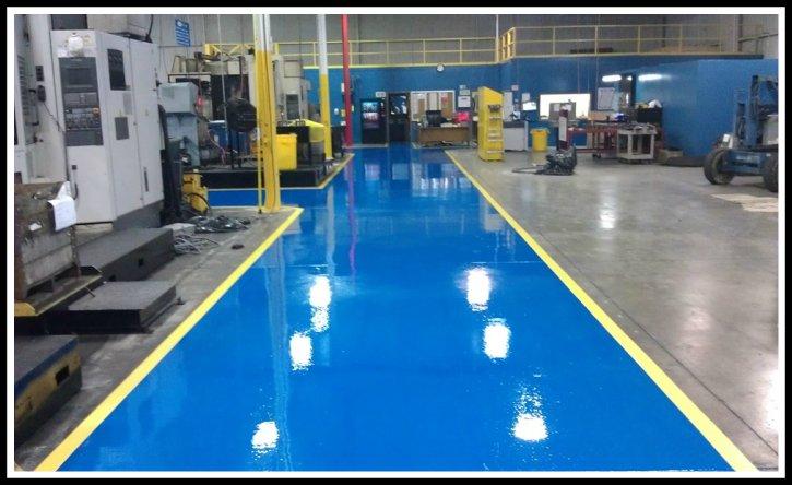 Kontraktor Epoxy Medan | Jasa Epoxy Lantai & Floor Hardener Profesional