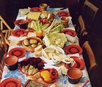 Bagna c uda specialit tipica piemontese - Cucina tipica piemontese ...