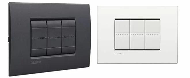 Bticino livinglight placche recensione completa - Interruttori living light ...