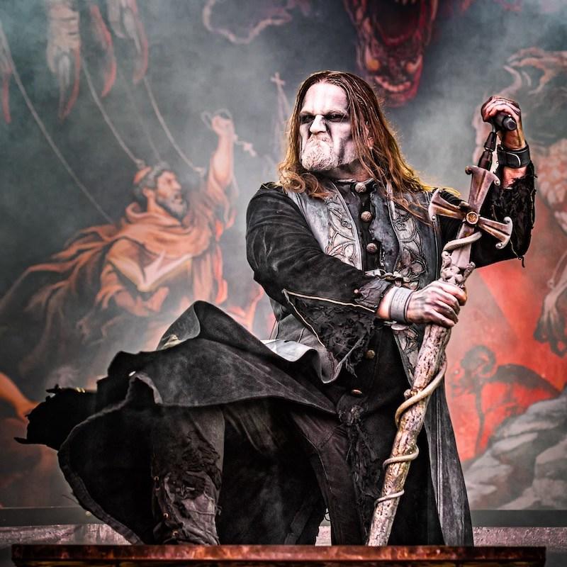 POWERWOLF Konzertfoto Jürgen Hummer
