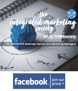 Join the Integrated Marketing Society