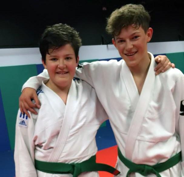 Kacper and Filip