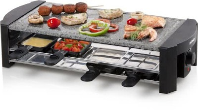 Domo DO9186G - Steengrill-raclette small