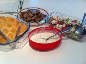 Grieks eten