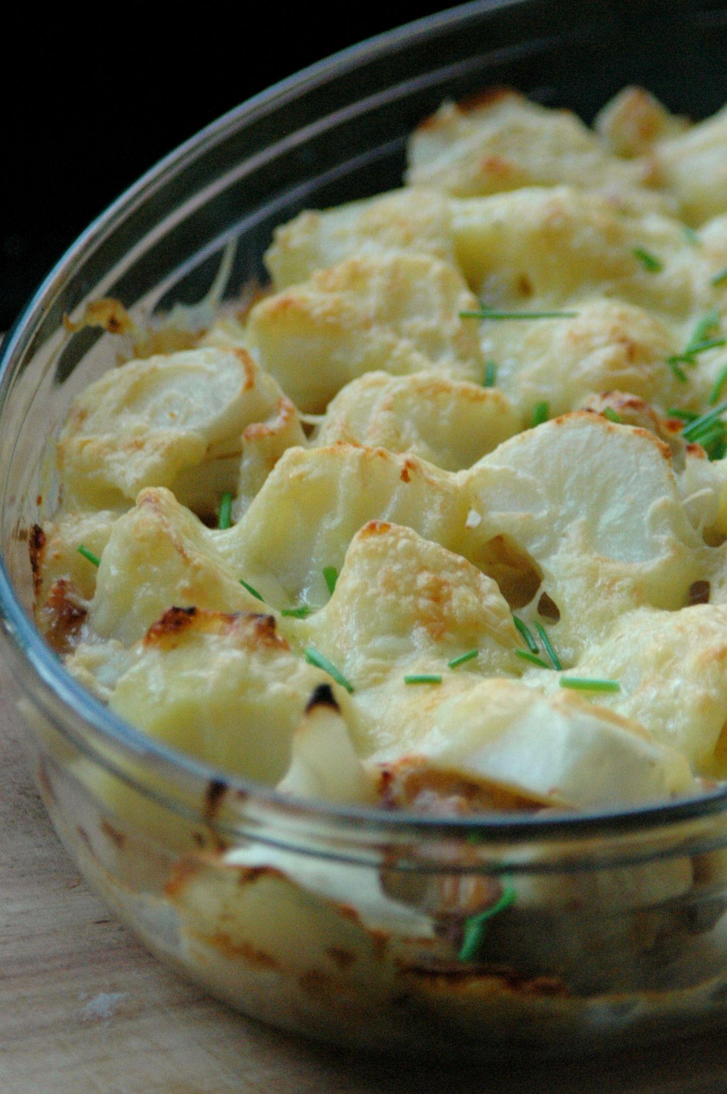 Aardappel anders (4 personen)