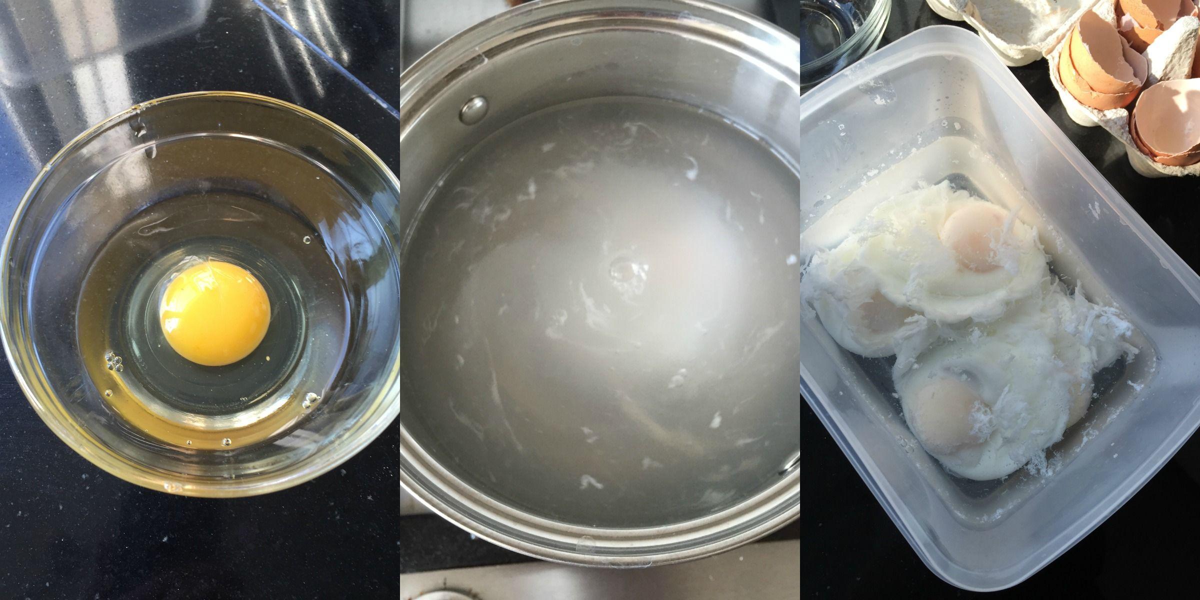 eieren pocheren
