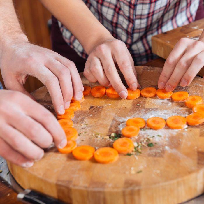 Een gezond eetpatroon + 6 goede gewoontes!