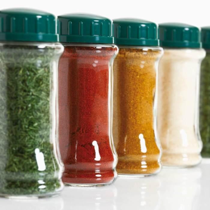 Kruiden en specerijen: welke zou je moeten hebben?