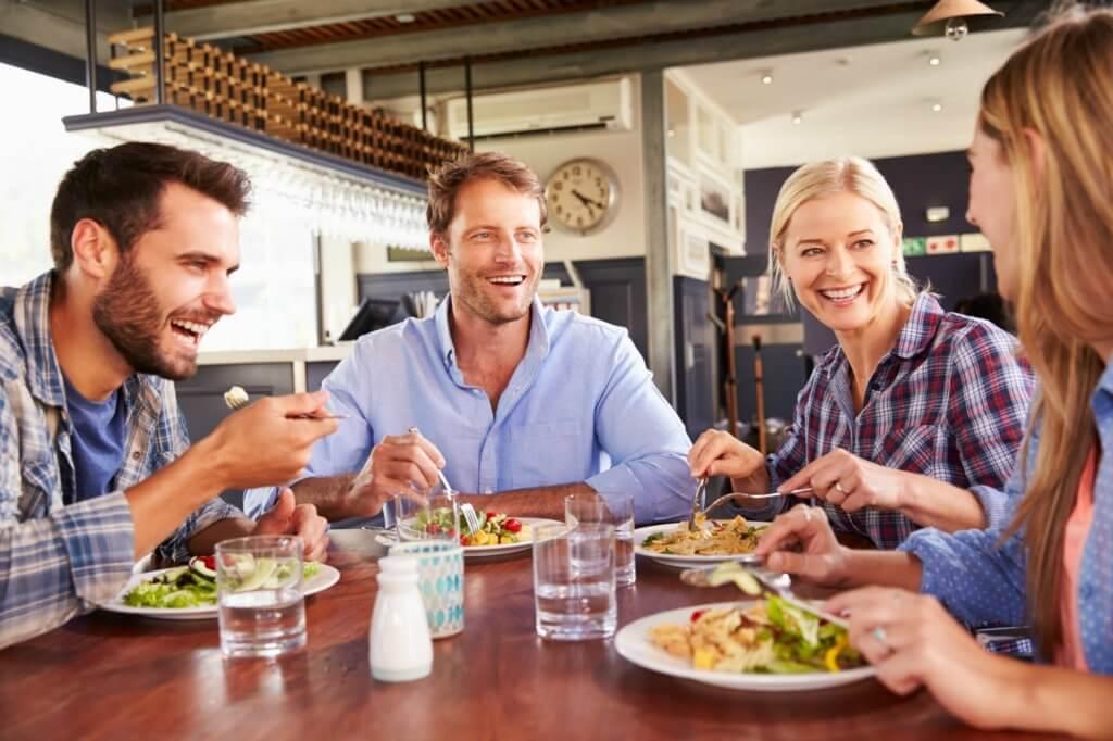 Samen eten, leren koken