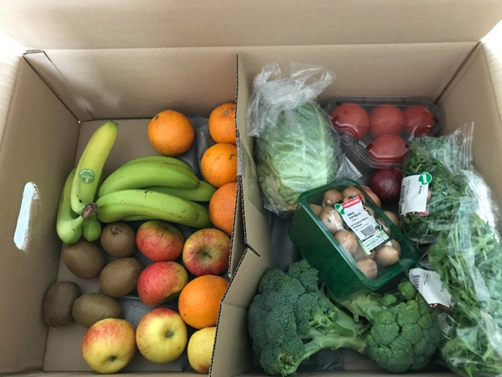 Broccoli in het groentepakket