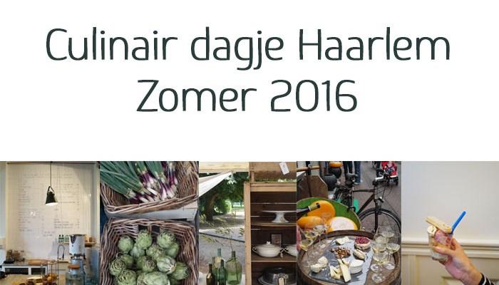 Culinair dagje Haarlem: nieuwe data zijn bekend