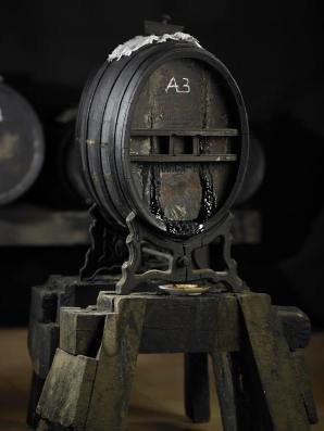Aceto Balsamico vat A3