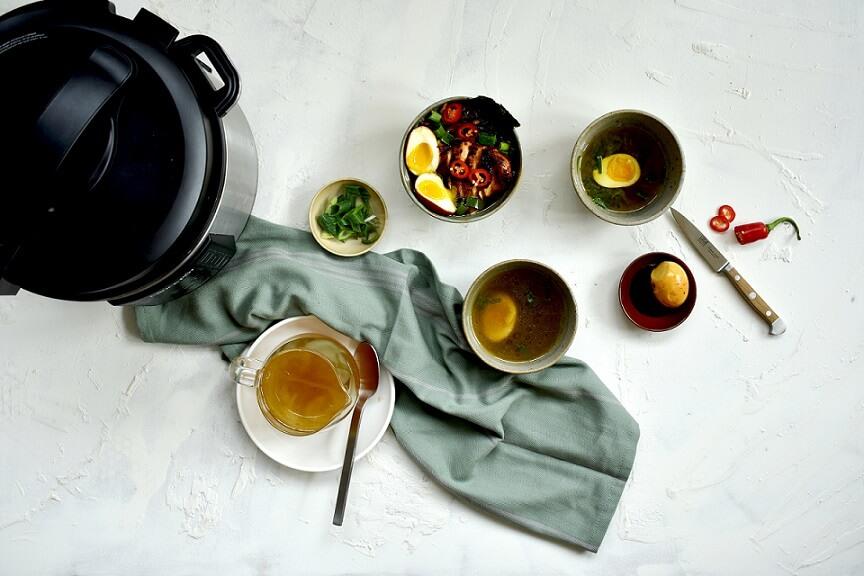 Bouillon uit de Crock-Pot