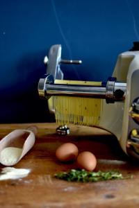 Ankarsrum als pastamachine