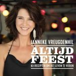 Boek Janneke Vreugdenhil Altijd Feest