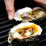 Foodtrend Big Green Egg - oesters