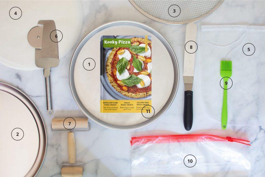 Kooky Pizza Kit