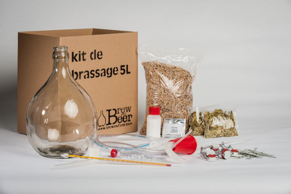 Kit Brew and Beer