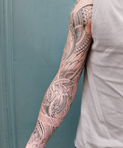 Jeykill tatouage