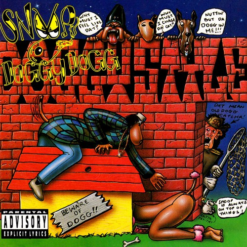 Snoop Dogg - Album Rap US