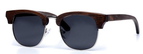 Time for Wood, qui confectionne des accessoires de mode en bois, et plus particulièrement des lunettes de soleil très sympas.