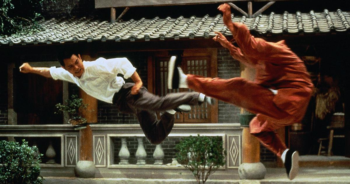 Les meilleurs films d'arts martiaux